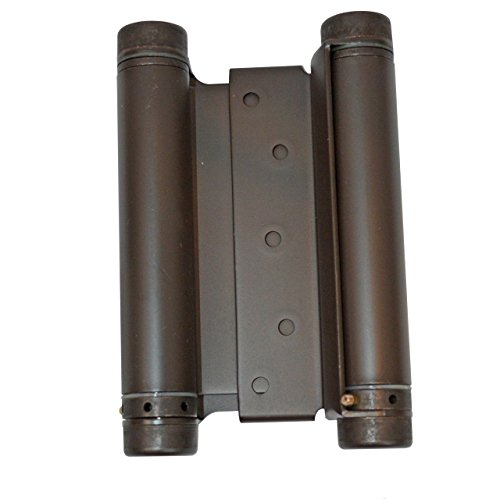 6 Quot Double Action Spring Hinge Oil Rubbed Bronze For Saloon