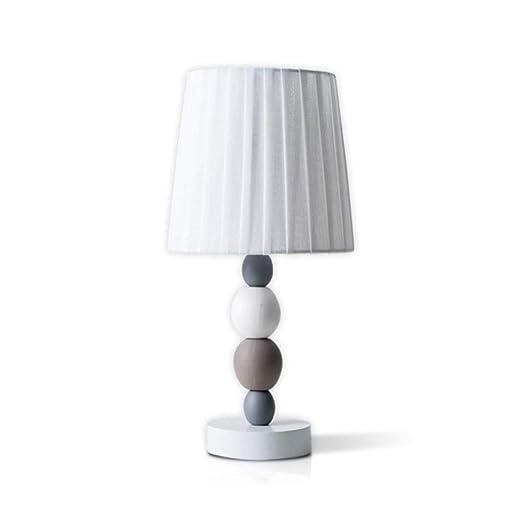 FJXQCY Lámpara de Mesa nórdica, lámpara de Escritorio Minimalista ...