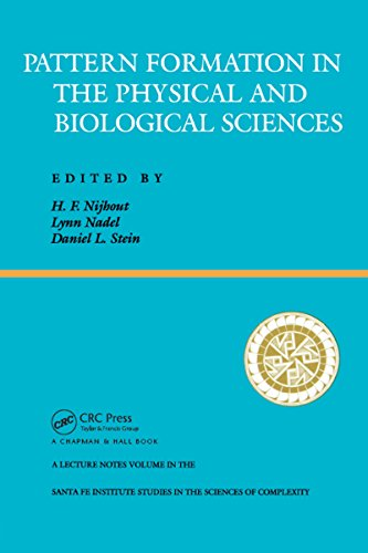 Pattern Formation In The Physical And Biological Sciences (Santa Fe Institute Series Book 5)