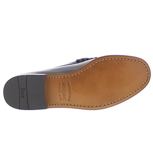 G.H. Bass & Co. Mens Weejun Larson Moc Penny Leather Shoes Brown