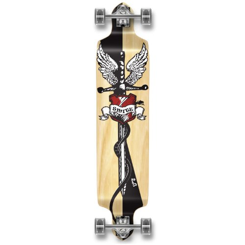 即日発送 YOCAHER プロフェッショナル スピード ドロップダウン スピード スマイト コンプリート ロングボード ロングボード スケートボード B00A39D41K スマイト スマイト, 開放倉庫:188458f4 --- a0267596.xsph.ru