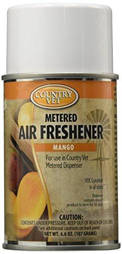 COUNTRY VET Mango Air Freshener Refill, 6.6 oz - Mango Air Freshener Refill