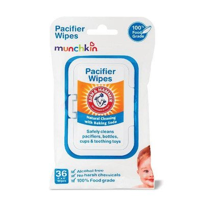 36 Paquet Lingettes Sucette Arm and Hammer