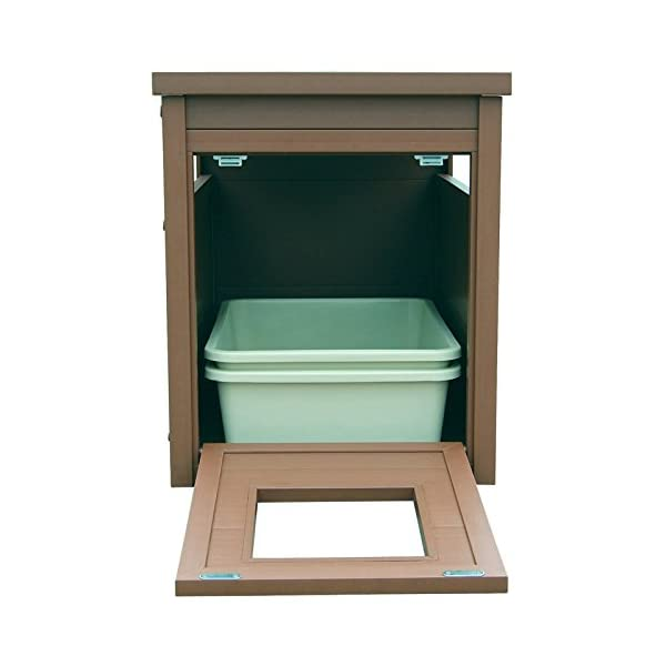 ecoFlex Litter Loo, Litter Box Cover/End Table 9