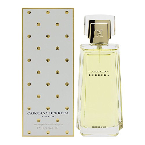 Carolina Herrera Eau De Parfum Spray for Women, 3.4 Ounce