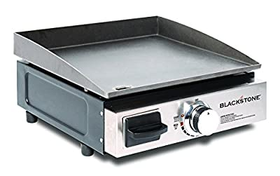 Blackstone Tabletop Grill For Outdoor Cooking While Camping, Tailgating or Picnicking