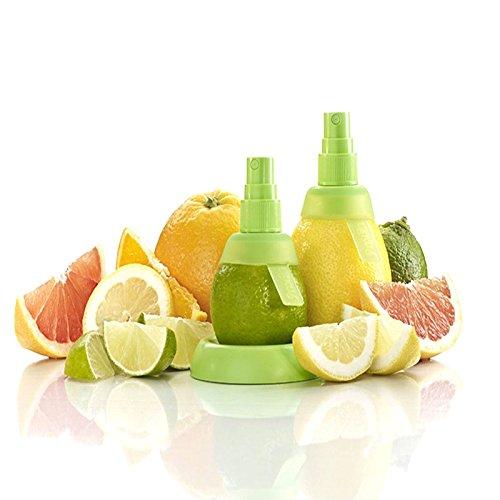 Funnytoday365 3Pcs Set Kitchen Gadgets Lemon Sprayer Fruit Juice Citrus Spray Creative Watermelon Hand Sprayer De Cocina Cozinha Cuisine by FunnyToday365 (Image #3)