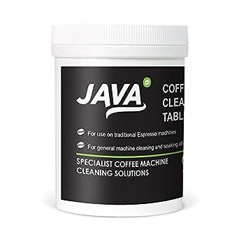Pastillas de limpieza para cafetera Java (100) profesional de café café café café Cappuccino: Amazon.es: Industria, empresas y ciencia