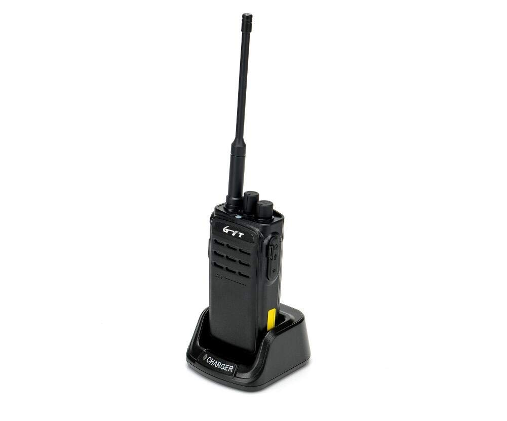 LWTOP 12W High Power Handheld Walkie-Talkie 10KM HS-500SPLUS UHF Hotel Site Dustproof and Waterproof by LWTOP (Image #4)