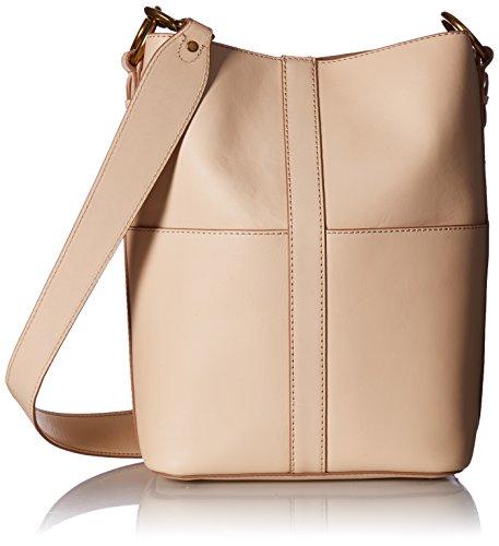 Ilana Bucket Hobo Bucket Bag, NATURAL, One Size by FRYE