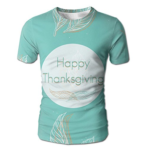 Happiness For Thanksgiving Christmas Graphic Short Sleeve Crewneck Short Sleeve T-Shirt - Suggestions Menu For Dinner Christmas