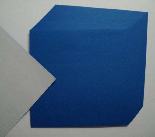 Royal Blue Origami Paper, 50 sheets #N8299 Photo #2