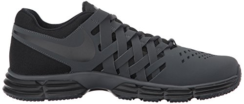 NIKE Fingertrap Black TR Homme Fitness Gris Lunar de 010 Chaussures Anthracite rC1rwq