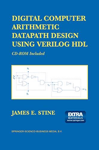 Digital Computer Arithmetic Datapath Design Using