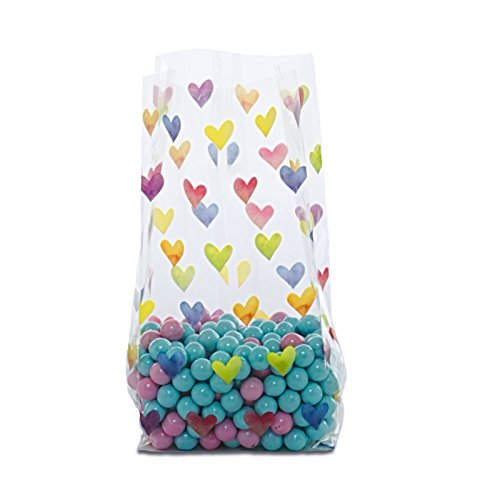 Rainbow Hearts Cello Bags 4