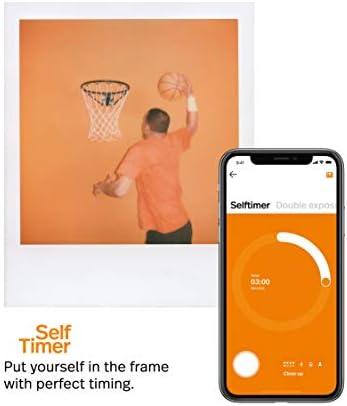 Polaroid Originals OneStep+ Black (9010), Bluetooth Connected Instant Film Camera 418oqBpDvjL