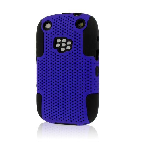 BlackBerry Curve 9310 Case, MPERO FUSION M Series Protective Case for BlackBerry Curve 9310 9320 - Blue (Blackberry Curve Protective Case)