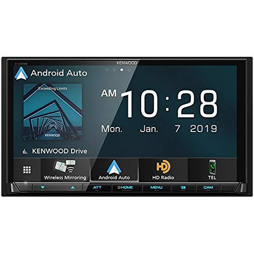 "Kenwood DMX906S 6.95"" Digital Media Touchscreen Receiver from Kenwood"