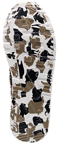 Zapatillas Blanco 46 Unisex Camuflaje Adulto de Deporte 36 3 Colores Camuflaje JOOMRA BqwPn5