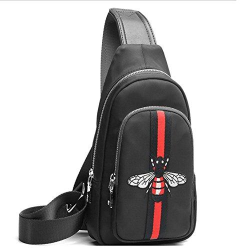 tracolla uomo Borsa Borsa Scuola Nero Outdoor da Trucchi Ciclismo Viaggi Alpinismo viaggio Jbaod a Daily Blu Bag da Backpack Escursionismo BqxtwX5t