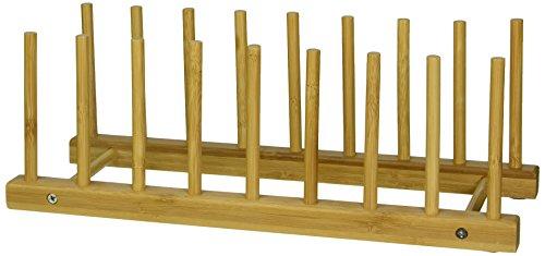 Multi Purpose Bamboo Organizer Trademark Innovations