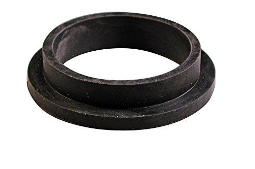 Danco 80858 Flanged-Type Spud Gasket, 3'', Black by Danco