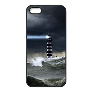 Lighthouse CUSTOM Cell Phone Case For Sam Sung Galaxy S4 Mini Cover LMc-26124 at LaiMc