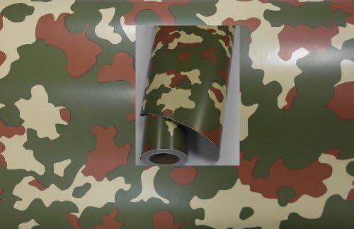 Könighaus 15 13 M2 Sumpf I 100 X 152 Cm Blasenfrei Mit Anleitung Camouflage Autofolie Auto