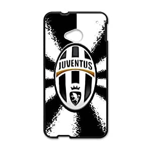 HTC One M7 Phone Case Black Juventus PLU6216165