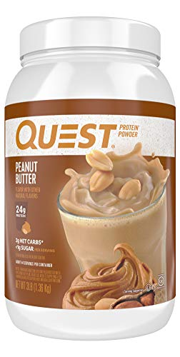 Quest Protein Powder Quest Protein Powder, Peanut Butter, for sale  Delivered anywhere in Canada
