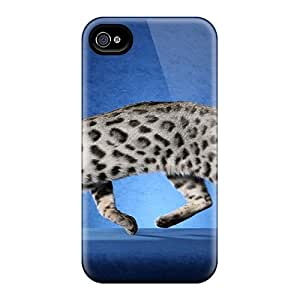 Iphone 4/4s Hard Case With Awesome Look - LIq2483kKWQ