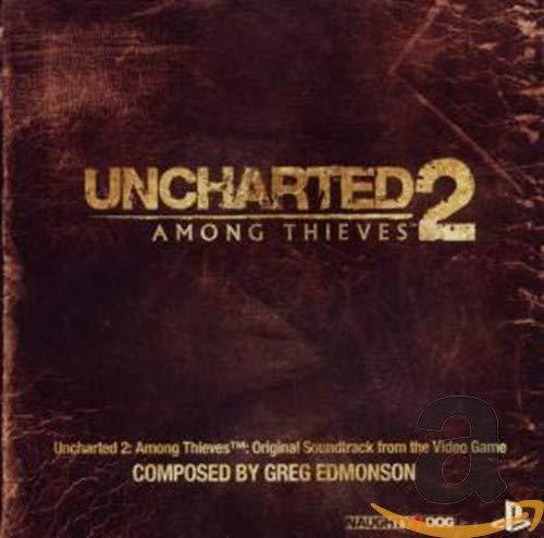 Uncharted 2: Among Thieve: Ost: Amazon.es: Música