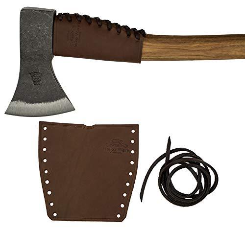 Helko Leather Handle Guard - Axe Collar ()