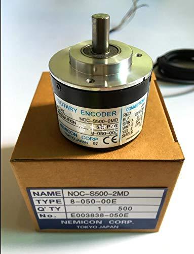 Calvas Wholesales OEM INCREMENTAL ENCODER NOC-S500-2MD 050-00E 500P/R, encoder noc-s500-2md 050-00e 500p/r resolution 1 year warranty by GIMAX