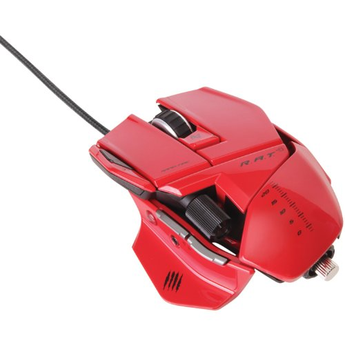 Mad Catz R.A.T.5 Gaming Mouse for PC and Mac by Mad Catz
