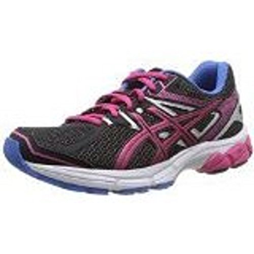ASICS Gel-innovare 6, donna corsa scarpe da allenamento, Nero (onice/Silver/Powder Blue 9920)