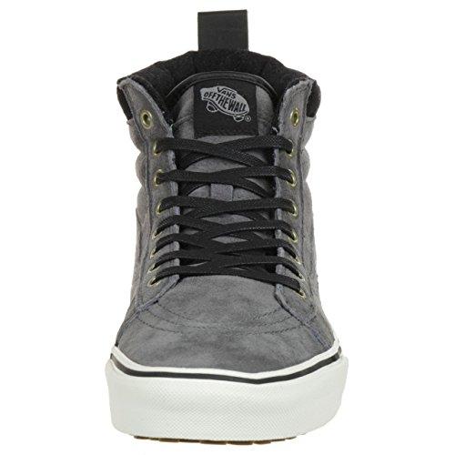 Varebiler Menns Skinn / Tekstil Lav-top Sneakers Grå