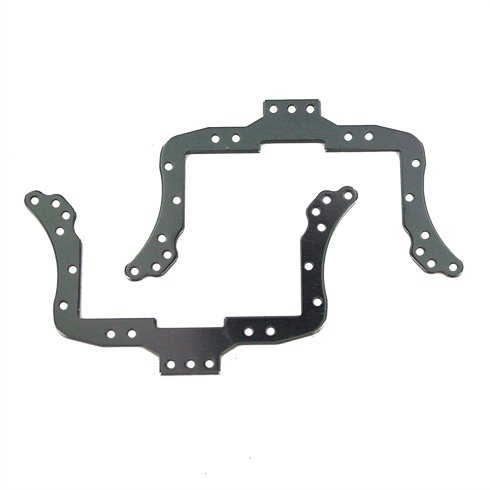 Redcat Racing 24713 TVP chassis (aluminum) Pack of - Chassis Tvp