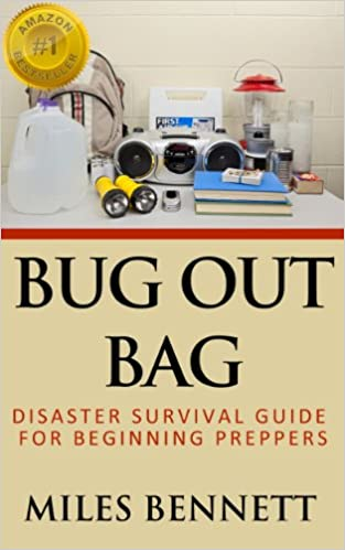 Download Bug Out Bag: Disaster Survival Guide For Beginning Preppers PDF, azw (Kindle)