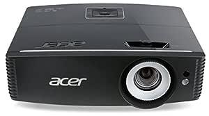 Acer P6500 5000lúmenes ANSI DLP 1080p (1920x1080) Montado en pared Negro - Proyector (16:9, Corriente alterna, 4:3, 7,62 - 9,4 m, 20000:1, DLP)