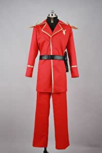Cosplay Costume L-Large Size Mobile Suit Gundam Char's Counter AttackChar Char Japanese