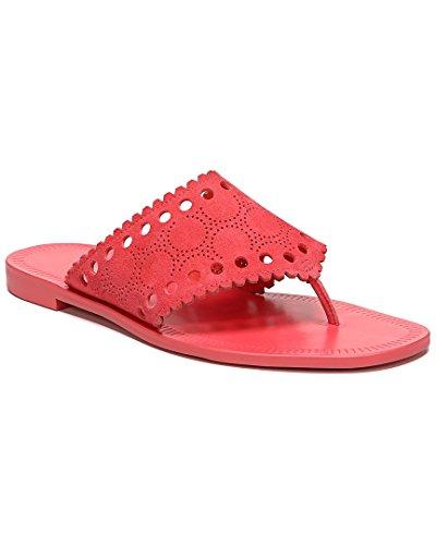 Diane von Furstenberg Women's Ekati Thong Sandal Vintage Pink 8 B US