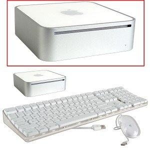 (Apple Mac Mini G4 PowerPC G4 1.25GHz 256MB 40GB CDRW/DVD Radeon 9600 OS X)