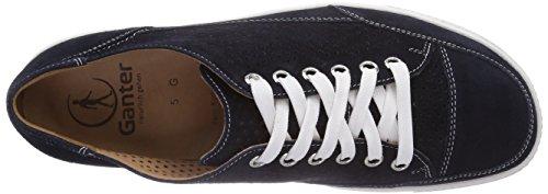 Grau Ganter 3000 Giulietta Women's Ozean G Low Sneakers Top Grey Weite HqqfWvan8
