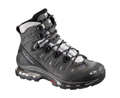 Black Womens Autobahn 4D GTX® Outdoors Shoes Aluminium Quest Sport Salomon W v60wU1qx