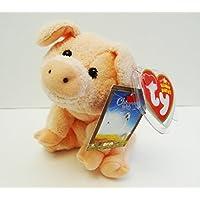 TY Beanie Baby - WILBUR el Cerdo (Promo de la Película Web de Charlotte)