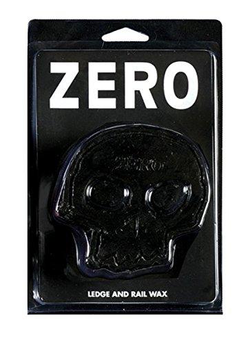 びっくりするピアノすり【ZERO ゼロ スケボー ワックス】SKULL CURB WAX カーブワックス NO2