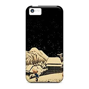 EricHowe Iphone 5c Durable Cell-phone Hard Covers Allow Personal Design Vivid Breaking Benjamin Series [KkE13943hsig]