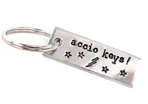 Harry Potter Accio Keys Key Chain