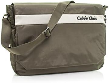 Calvin Klein Flatiron 3.0 Messenger Laptop Bag